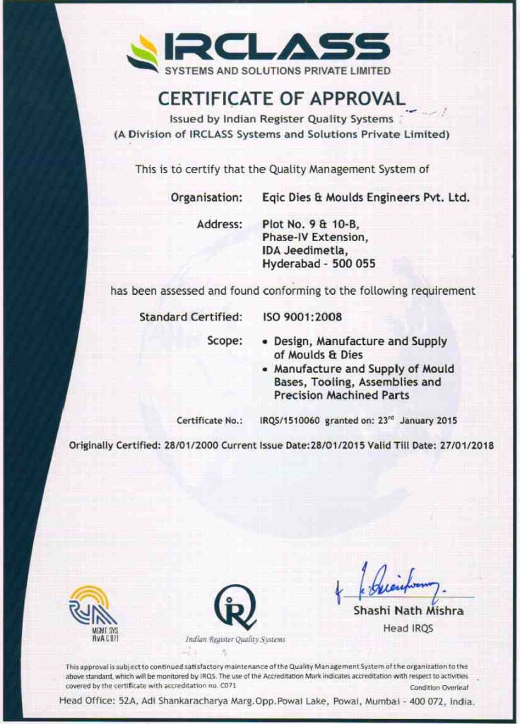 ISO 9001-2008 (05-02-2015)
